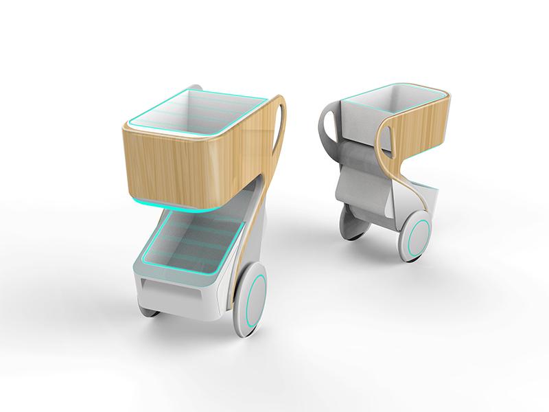 ショッピングカート-Advance model